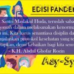 Stiker Buletin ASy- Syifa'